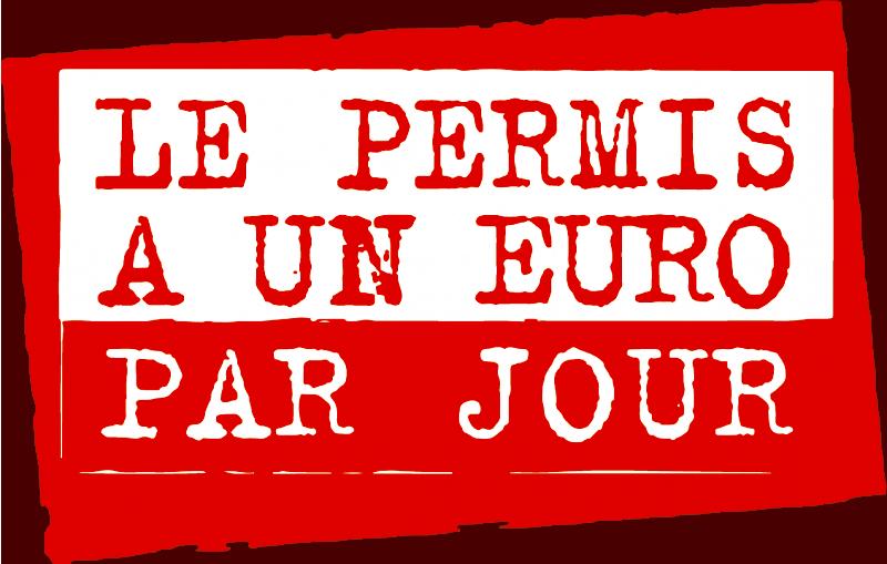 permis-a-1-euro-jour